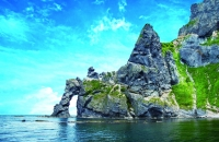 【Experience/Otaru Fun Cruising】Blue Caves・Otamoi Coastal Course