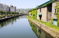 Otaru Bay Story Tour (Multilingual Audio Tour)(May 7 – November 3)